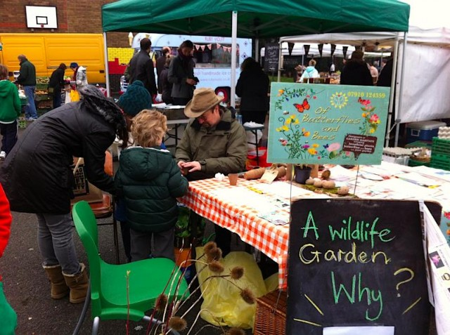 Why a wildlife garden?
