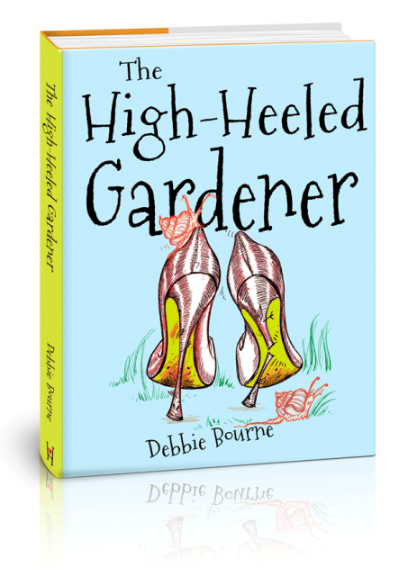 The High-Heeled Gardener book cover